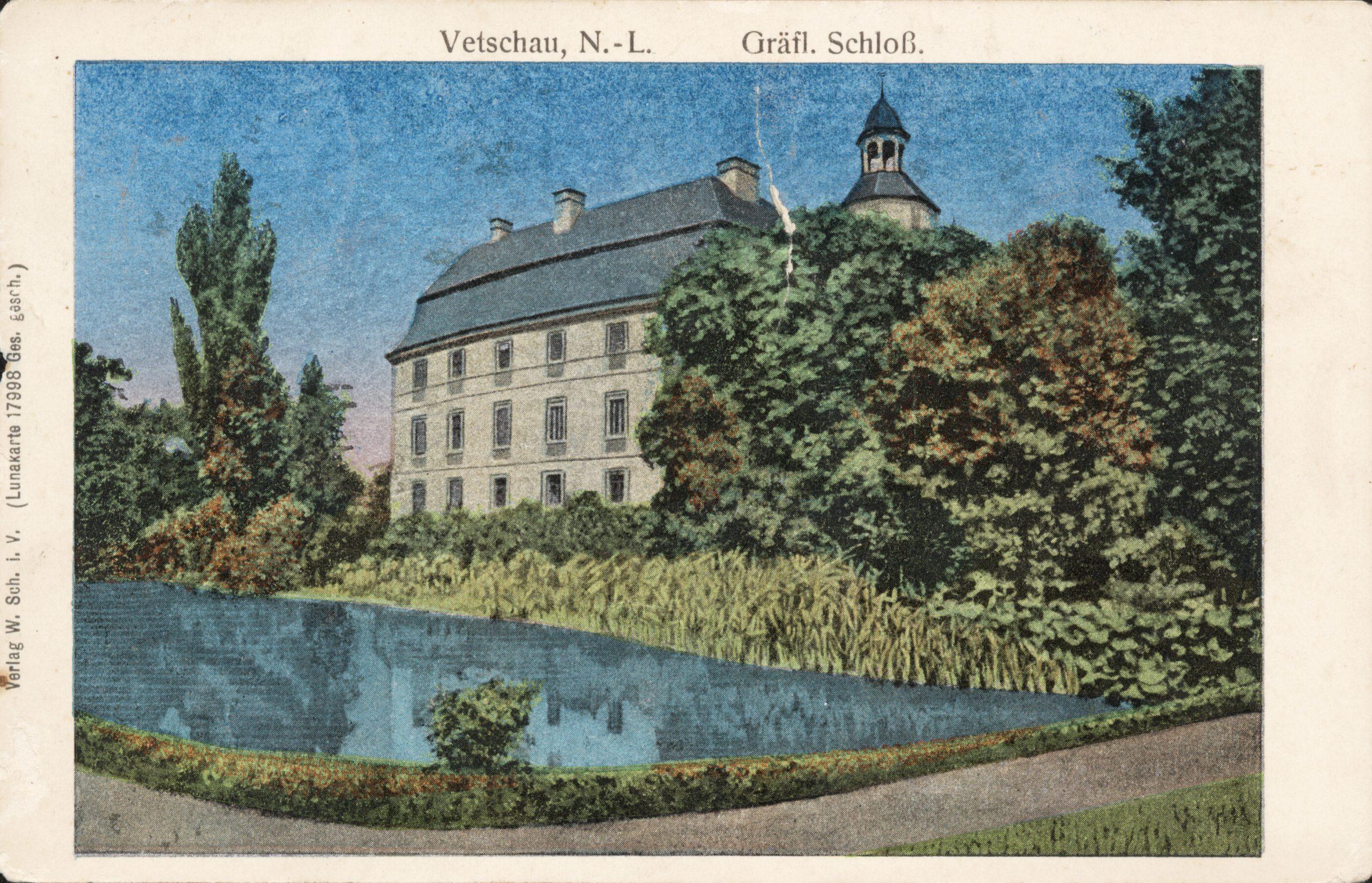 43,1905,02,Vetschau,Schloss